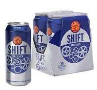 New Belgium Shift Pale Lager 4-packs