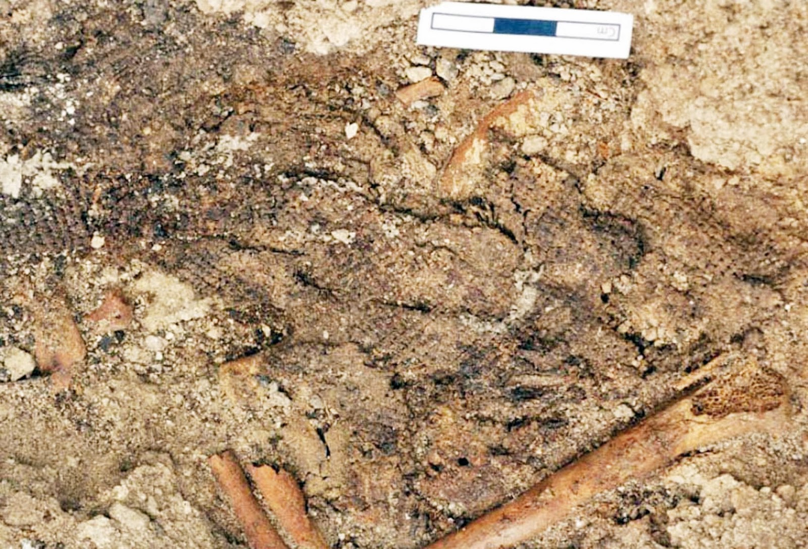 9,000 year old fabric found at Çatalhöyük