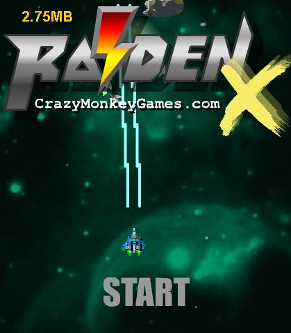 raiden space game mükemmel uzay oyunları burada