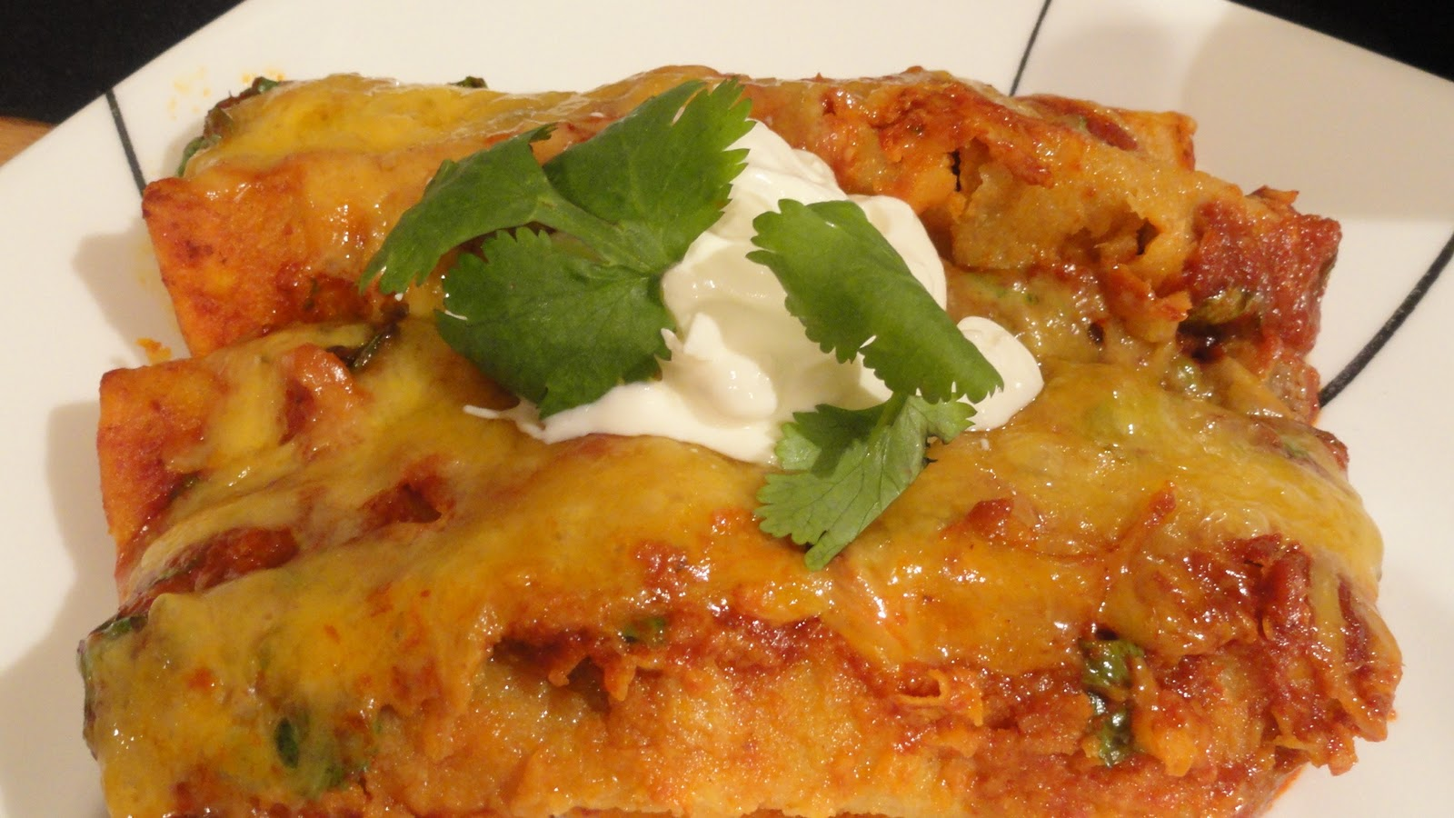 The On-Call Cook: Beef Enchiladas