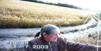 Lądowanie UFO w Żabnie: inny punkt widzenia na kręgi zbożowe.