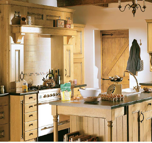 Country style kitchens 2013 decorating ideas modern for Kitchen design and decoration
