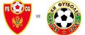kualifikasi Euro 2012 Montenegro vs Bulgaria