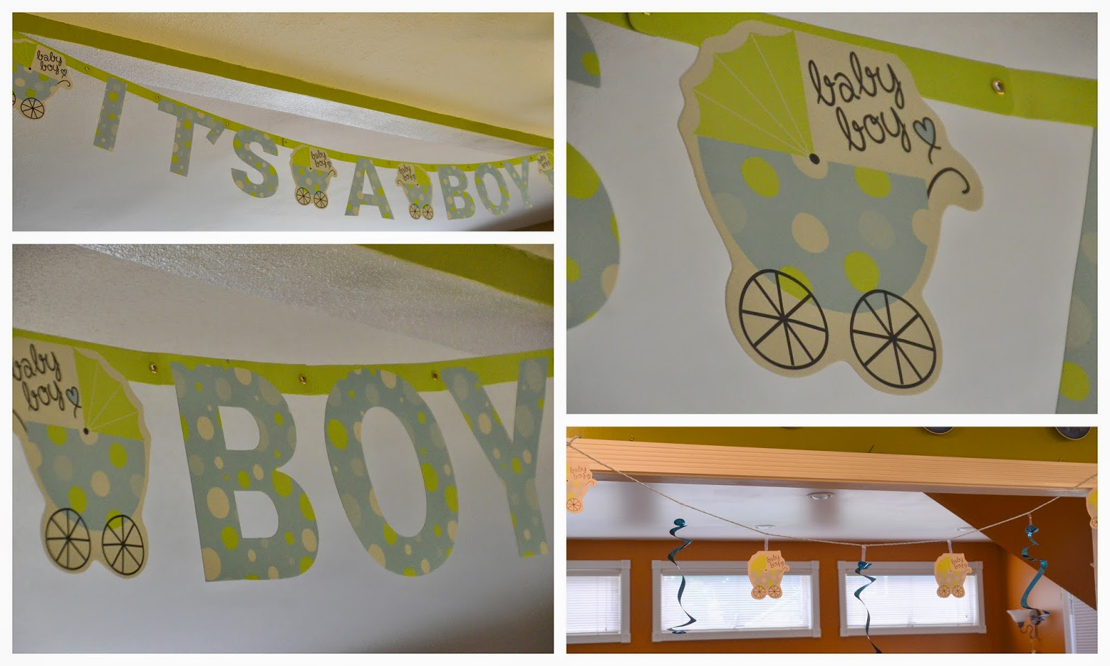 Mennonite girls can cook saturday in ellen 39 s kitchen for Baby shop decoration ideas
