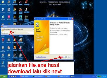 Download program untuk BSE