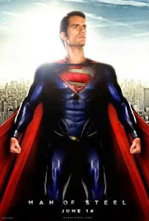 "Superman ""Man of Steel"" Movie"