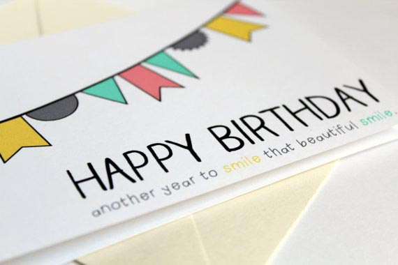 Birthday Card Designs