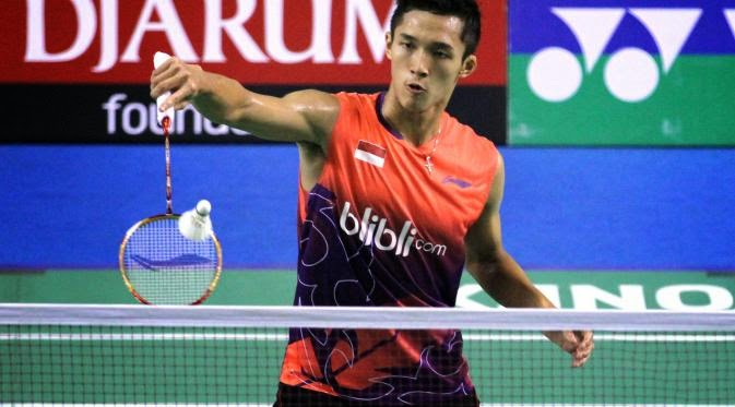 Jonatan Gantikan Simon Tampil di Asian Games 2014