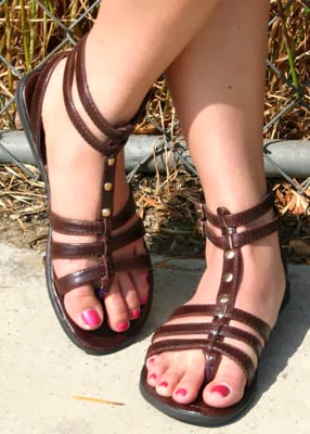 Gladiator Shoes