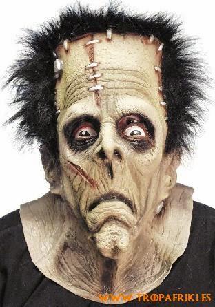 Careta Halloween de Frankestein 14,74€