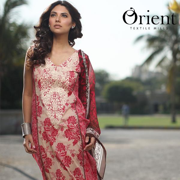 Orient 2015 Lawn Dresses