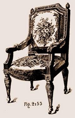 Sillón Luis XVI