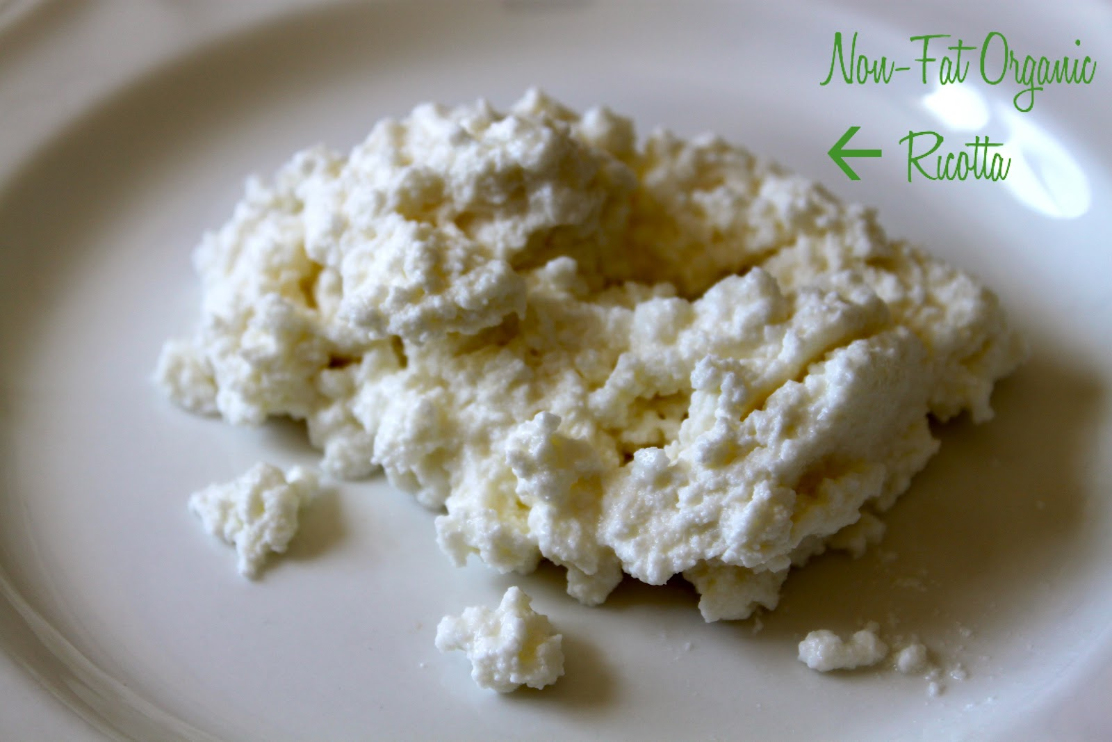 ... Ricotta in mashed potatoes...makes it nice and creamy without all the