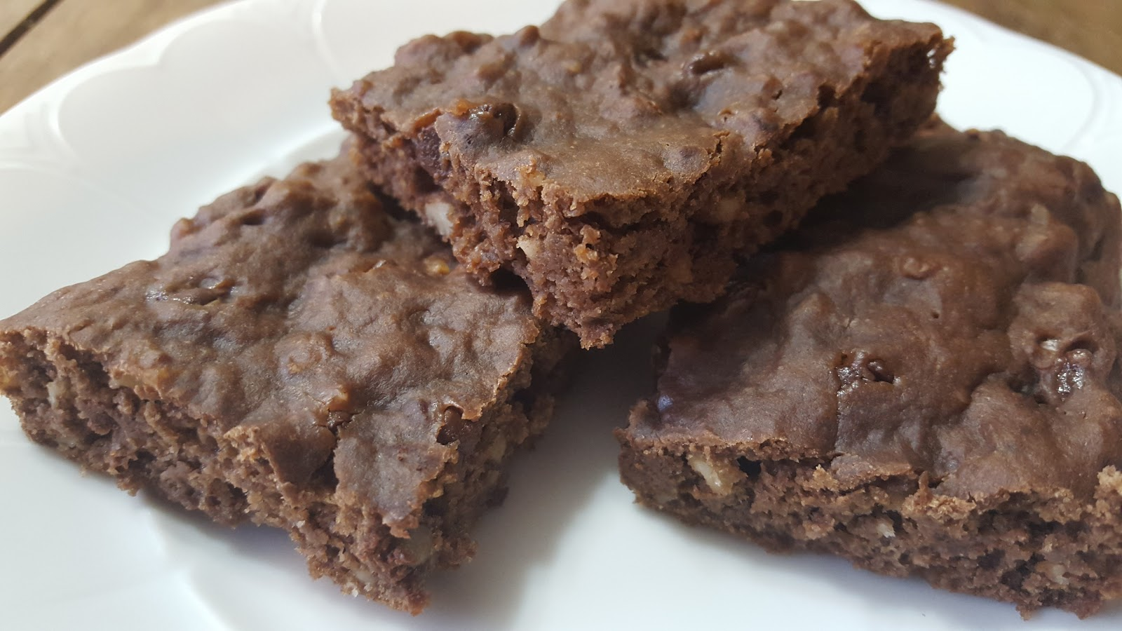 how to make chocolate walnut brownie