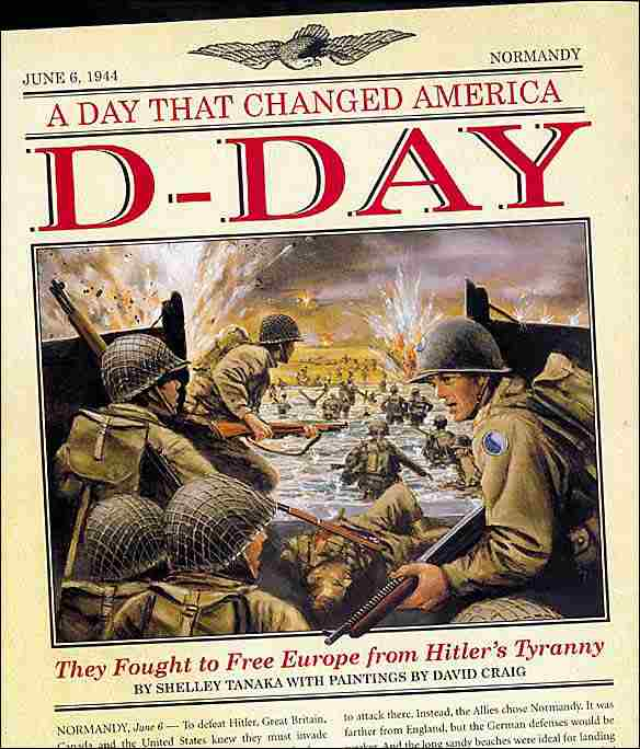 d day facts. The success of D-Day was a
