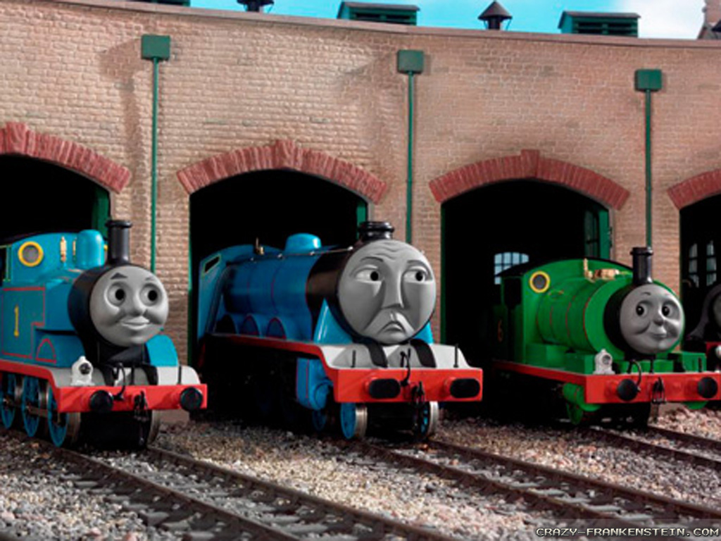 thomas and friends train - photo #5