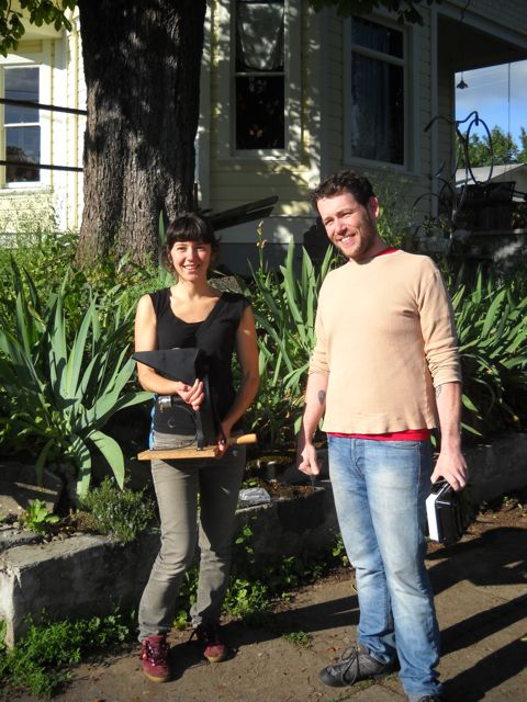 Bud grafting and portland fruit tree project global for Kitchen library portland
