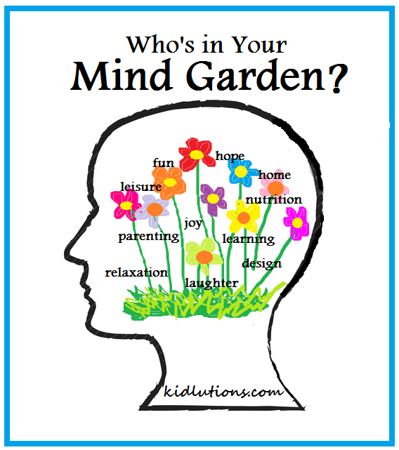 in the garden of thoughts pdf