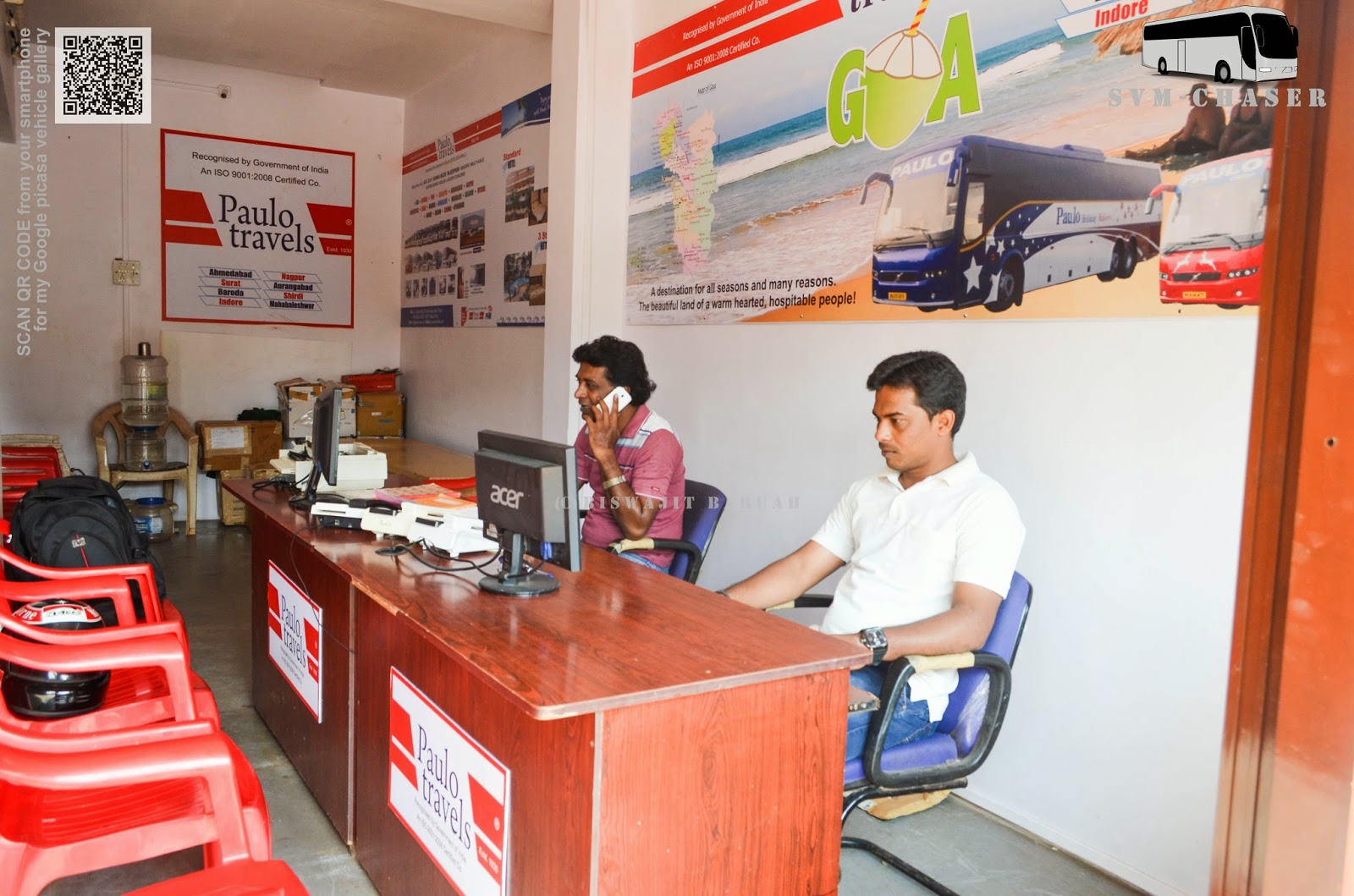 An Interview With Sheikh Rizwan Paulo Travels Branch