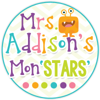 Mrs. Addison's Mon