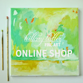 Visit My Shop to Purchase Hillary Butler Paintings