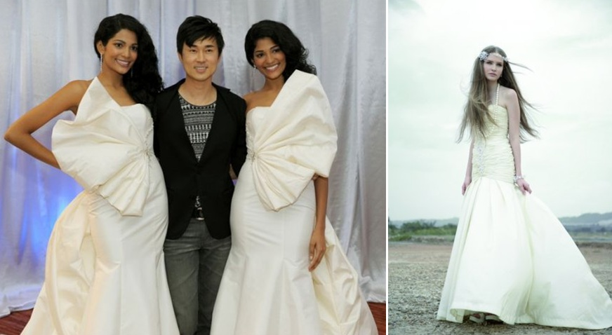 Wedding Gown Designer Carven Ong ~ Couture ~ Wedding Specialist