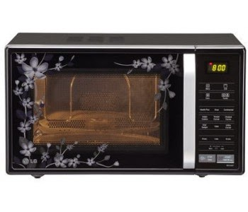 Buy LG MC2144CP 21 L Convection Microwave Oven at Rs.10,990 : Buy ToEarn