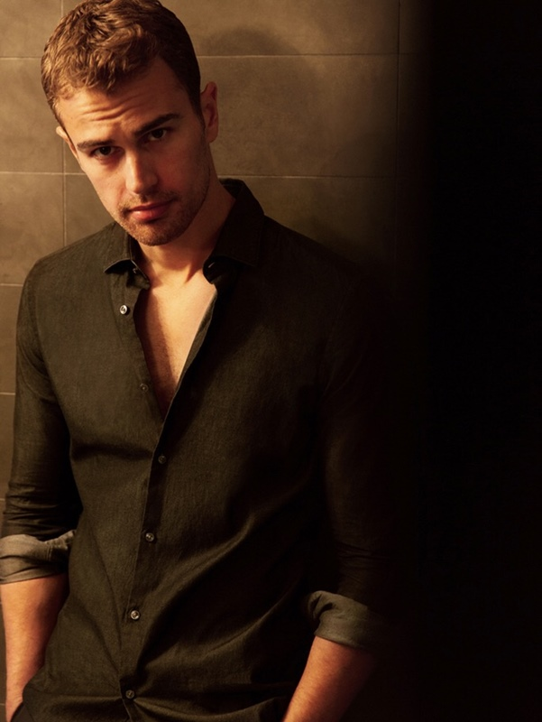 Conosciuto Chocolate Cats: Hugo Boss The Scent Starring Theo James CQ23