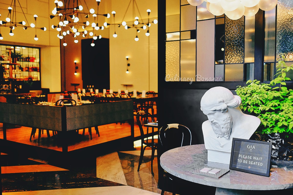 GIA Italian Restaurant and Lounge Jakarta (source www.culinarybonanza.com)