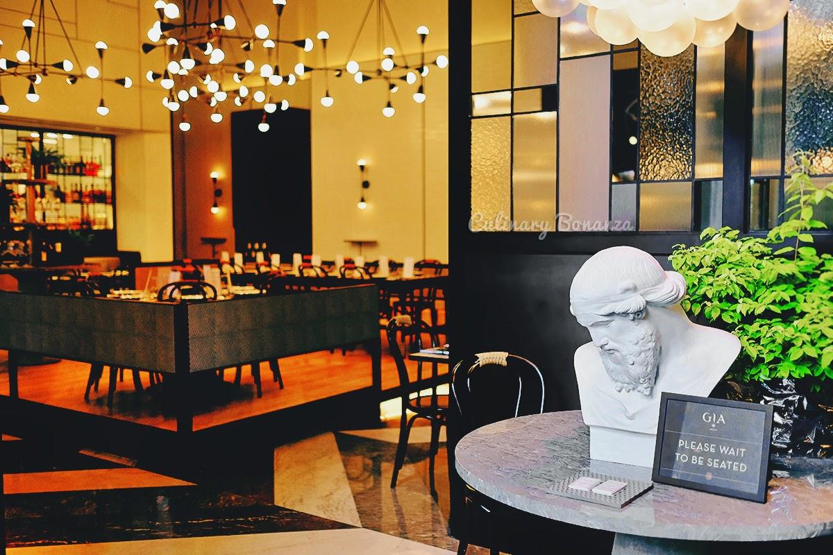 GIA Italian Restaurant And Lounge Jakarta Source Culinarybonanza