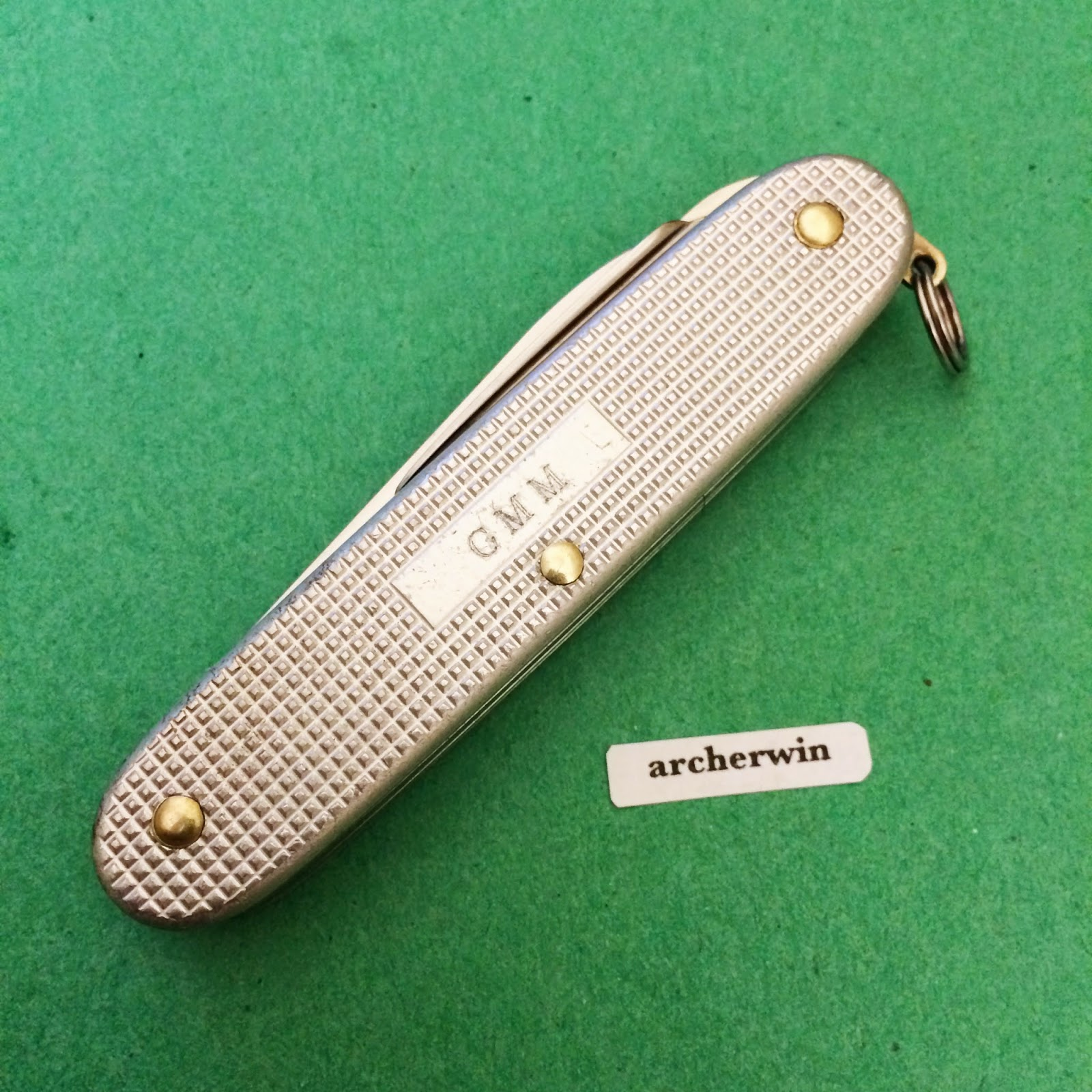 Archerwin S Swiss Army Knives Collection Victorinox Alox
