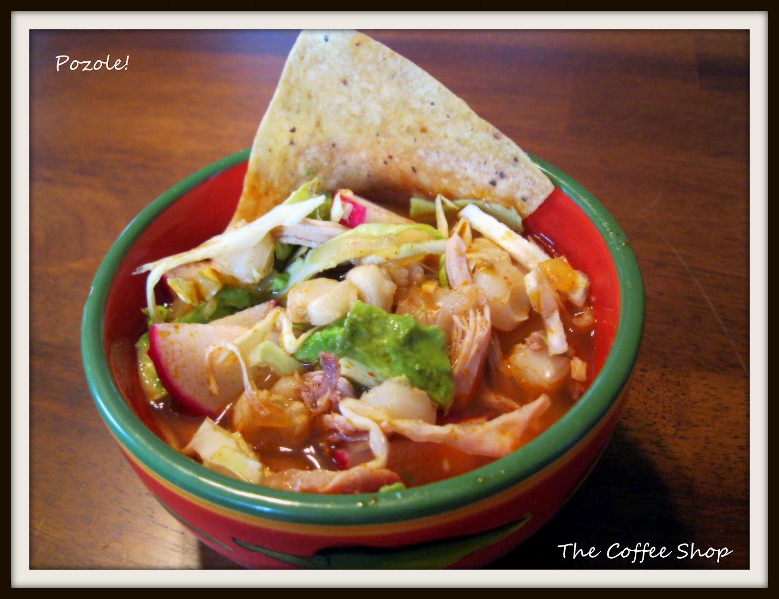 Chicken Pozole Recipe! A very Mexican Dish!