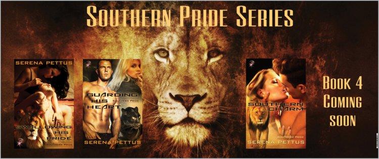 Paranormal Romance Author Serena Pettus