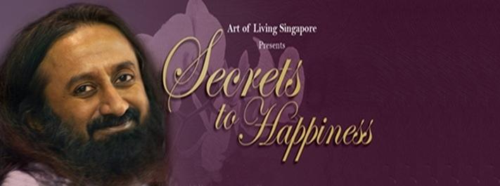 Sri Sri Ravi Shankar visits Singapore