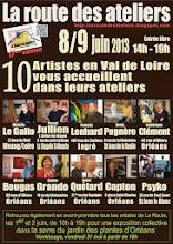 PORTES OUVERTES À L'ATELIER CAPTON : 17ème ROUTE DES ATELIERS