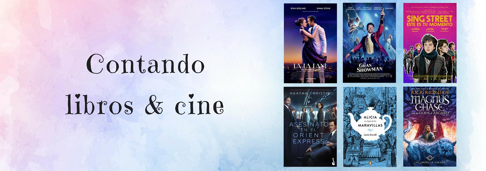Contando Libros y Cine