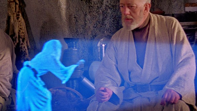 Coming Soon: Star Wars Phone Lets You Talk To Holograms