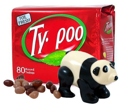 Ty-poo Tea, from the Shi-Tey region of China