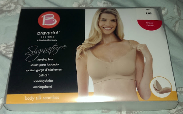 Bravado Body Silk Seamless Nursing Bra - A Review