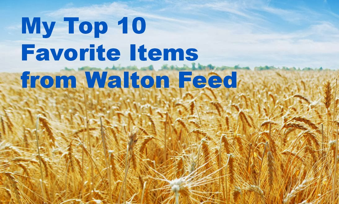 People are always asking me what my favorite products are from Walton Feed so here is my list! These are not in any particular order...I love them ALL!  sc 1 st  My Food Storage Favorites & My Food Storage Favorites: My Top 10 Favorite Items from Walton Feed