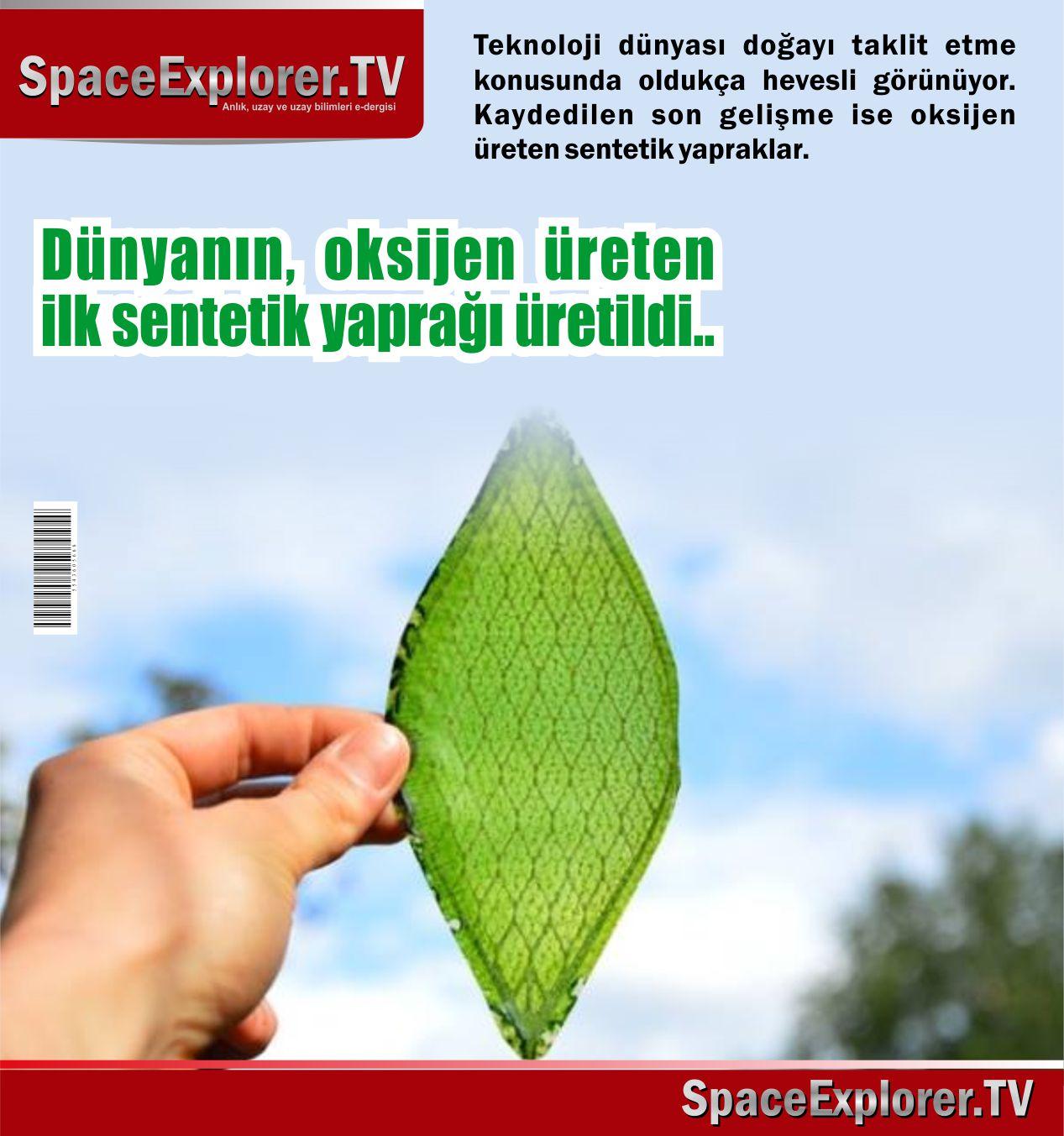 Çevre kirliliği, Küresel ısınma, Dünya ölüyor, Yeni keşifler, Doğayı taklit eden teknolojiler, Space Explorer,