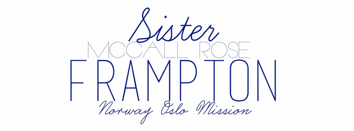 Sister McCall Rose Frampton