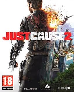 تحميل لعبة الاكشن والمهمات Just Cause 2 with DLC النسخة الكاملة للكمبيوتر مجاناً