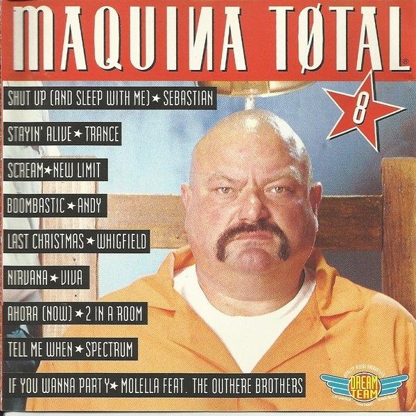 Various - Maquina Total 9