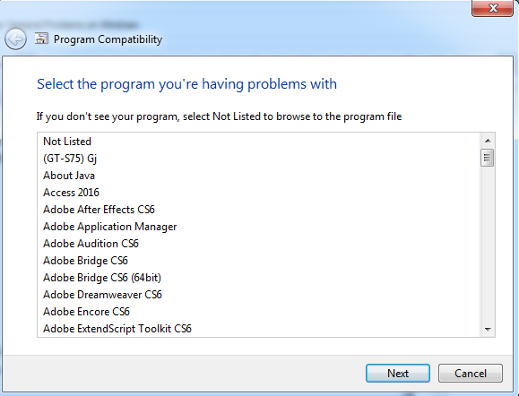 Troubleshoot and Fix Your General Problems on Windows