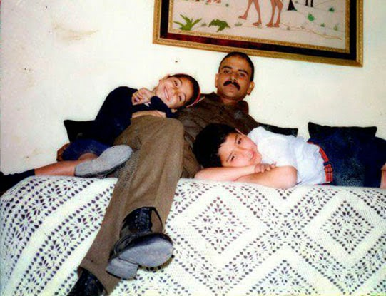 Anushka Sharma unseen Cutest Childhood Photos with Father and Brother