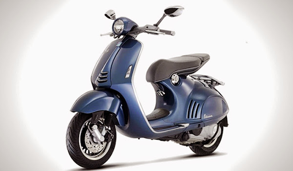 Vespa 946 Bellissima. Majalah Otomotif Online