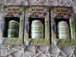 Dr Beta VAPOMIX® - mieszanki do kominków aromaterapeutycznych - opinia