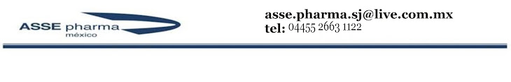 ASSE pharma asse.pharma.sj@live.com.mx  04455 26631122