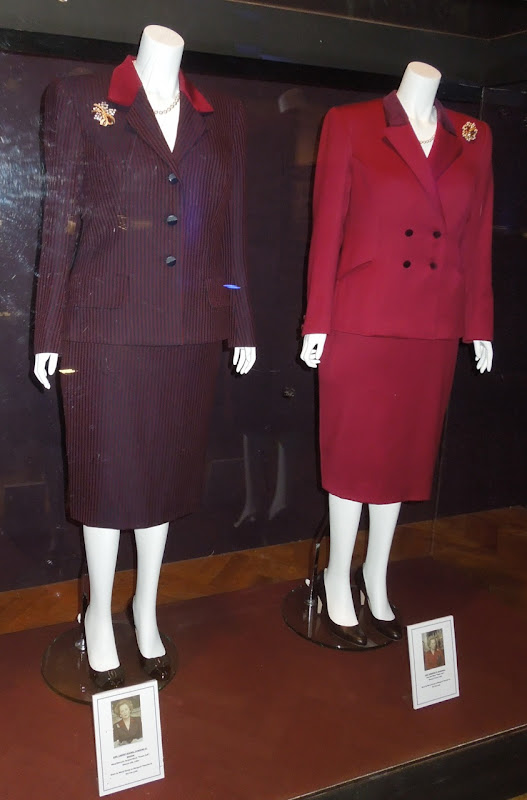 Original costumes Iron Lady